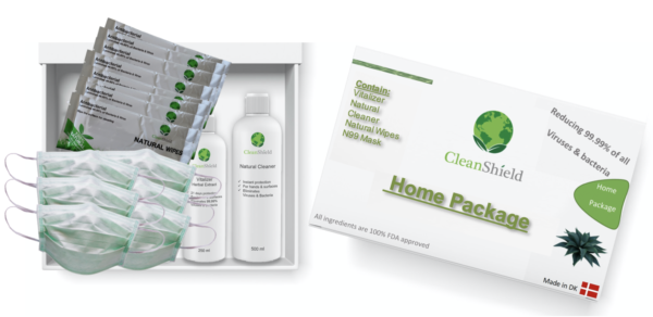 CleanShield Home Package